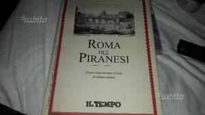 Roma del piranesi 16 stampe