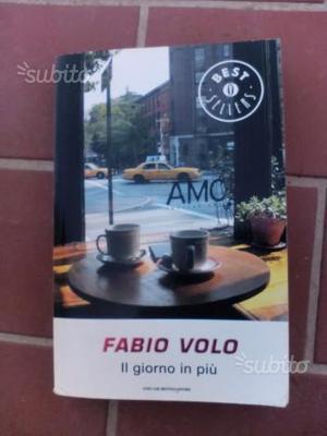 """""""il giorno in più"""" Fabio Volo"""
