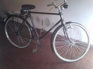Bicicletta bianchi uomo  conservata
