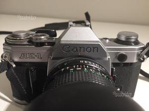 CANON AE1 + CANON 28 mm