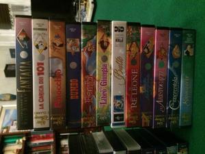 CASSETTE VHS originali