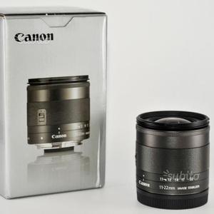 Canon ef-m  stm