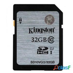 Kingston Micro SDHC 32GB Classe 10 UHS-1