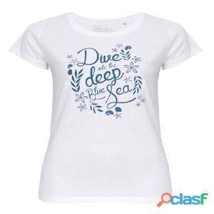 Magliette donna Fourth-element White T Shirt