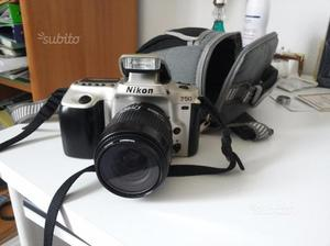 NIKON F50 analogica a rullino perfetta