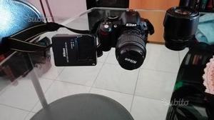 Nikon D con  e