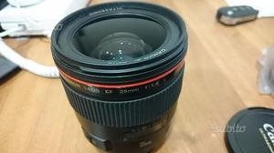 Obiettivo Usato Canon 35mm f/1.4L USM