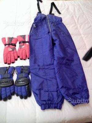 SCI abbigliamento