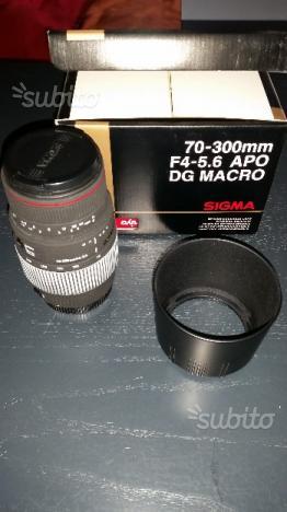 SIGMA  Canon