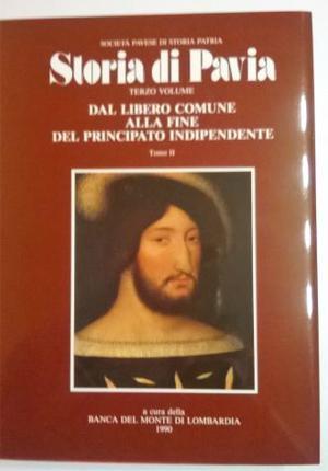 STORIA DI PAVIA - 3° volume Tomo 2