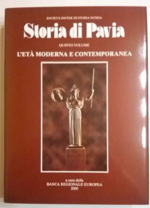 STORIA DI PAVIA - 5° volume