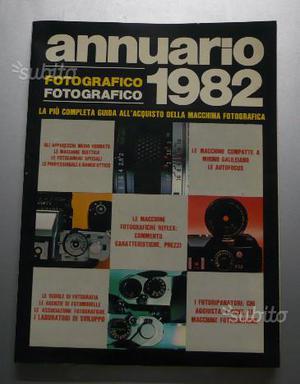 Annuario fotografico