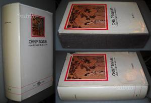 Chin P'Ing Mei, romanzo cinese del secolo XVI, 4°E