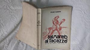 Dal Mareb al TAcazzé-Cesare MARRONI-