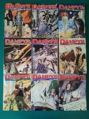 Dampyr dal n.1 al n.22 + n.24 ed. S.Bonelli