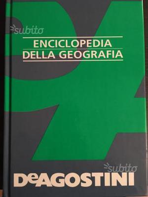 Enciclopedia della geografia De Agostini