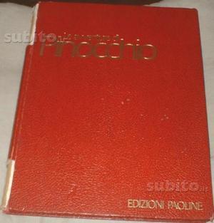 Le avventure di Pinocchio edizioni Paoline