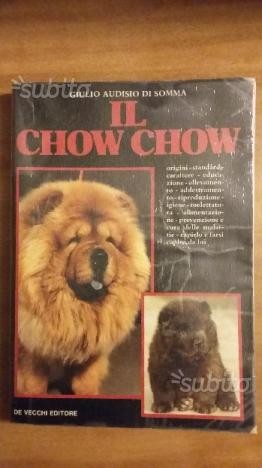 """Libro """"Il Chow Chow"""""""
