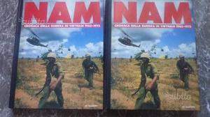 NAM - Cronaca della guerra  VOLUME 1 e 2