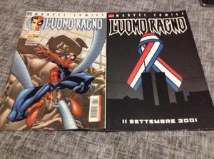 Uomo ragno 11 settembre  marvel mega 24-comics