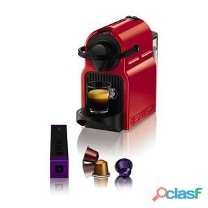 Krups inissia xn1005 ruby red macchina per caffè con