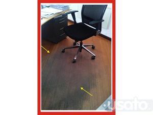 Piastra sotto stufa salva pavimenti in posot class - Tappeti trasparenti per parquet ...