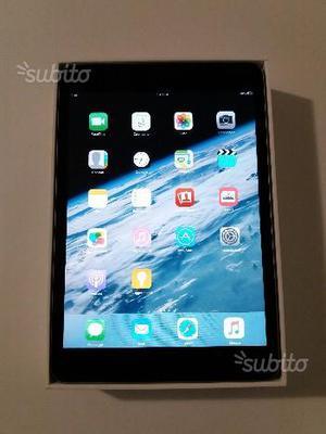 Ipad mini 16GB con Smart Case in pelle nera
