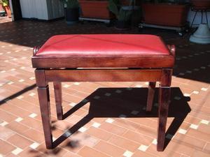 Panca per pianoforte in legno regolabile posot class