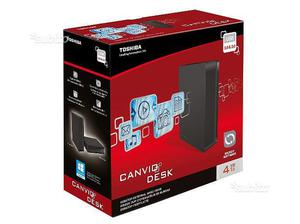 Toshiba HDWC240EK3J1 Stor.e Canvio-HardDisk estern