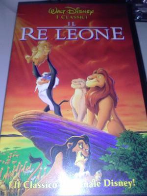 Videocassetta Disney Euro 2