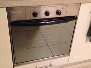 Forno da incasso ariston ventilato posot class for Tempo cottura pizza forno ventilato