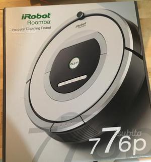 I robot roomba 760p