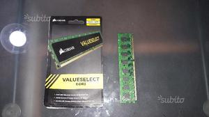 Memoria Ram Corsair 4 gb DDR mhz