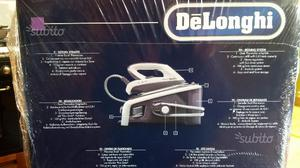 Ferro da stiro delonghi stirella dual pro posot class for Stirella de longhi