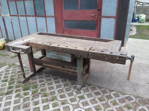 Vite in legno per banchi da falegname posot class - Tavolo da falegname ...