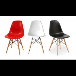 Lotto sedie dsw design by eames in promozione posot class - Sedia eames originale ...