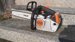Stihl ms 660 magnum chainsaw 25 posot class for Stihl motosega