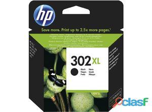Nuovo F6U68AE Hp Inc F6u68aehp 302xl Black Ink Cartridge Hp