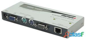 Nuovo IDATA MTS-USB Intellinet Idata Mts-usbkvm Extender Ps2