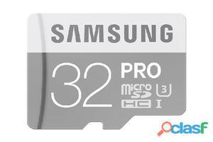Nuovo MB-MG32EA/EU Samsung Mb-mg32ea/eumicrosd Pro 32gb Hc