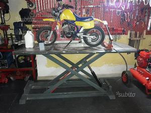 Vendo sollevatore idraulico capra ravaglioli  Posot Class