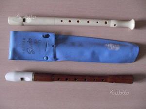 2 Flauti hohner vintage
