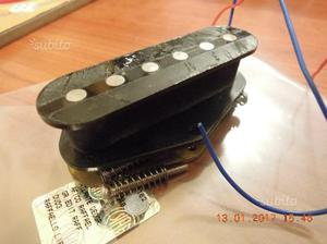 Pick up ponte vester telecaster