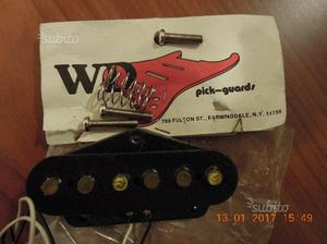 Pick up ponte wd x telecaster