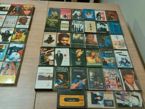 Audio cassette originali 74 pezzi