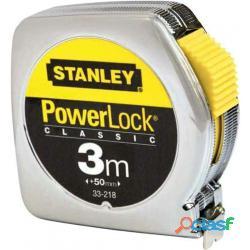 FLESSOMETRO STANLEY POWERLOCK 3MT/12,7MM KOH-I-NOOR (unità