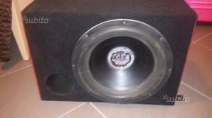 Subwoofer 38 xtc