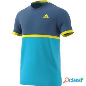 T-shirts tecniche manica corta Adidas-tennis Court T Shirt