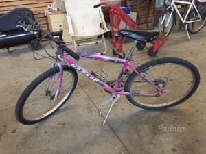 Bici mountain bike hazard