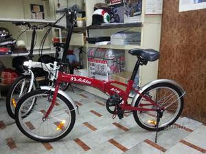 Bici elettrica pieghevole elettra nuova vero posot class for Bici pieghevole elettrica usata